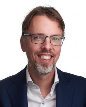 Photo of Oscar van Leeuwen