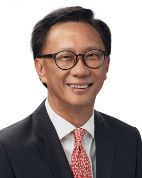 Photo of Gerald Ong