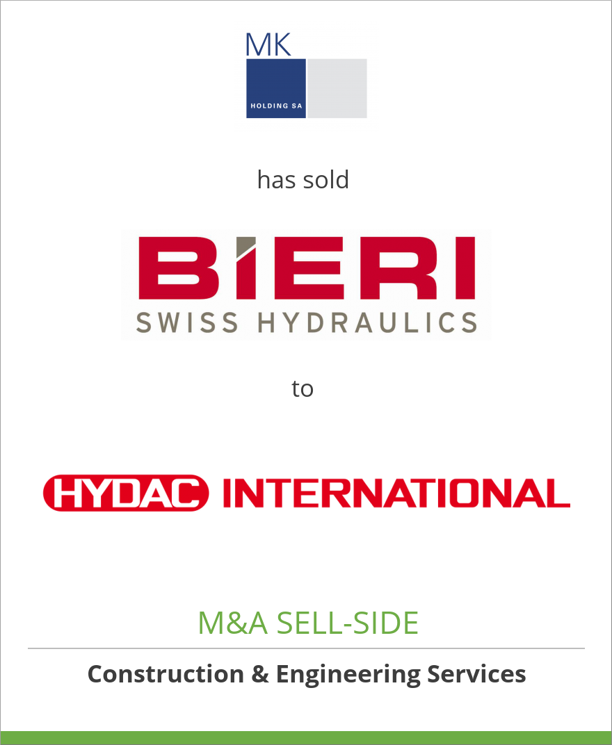 Mk holding sa has sold bieri hydraulik ag to hydac international tombstone image for mk holding sa has sold bieri hydraulik ag to hydac international gmbh sciox Images