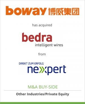 Powerway Group Co., Ltd. has acquired Berkenhoff GmbH