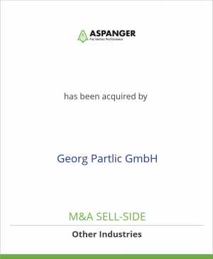 Tombstone image for Aspanger Berbau und Mineralwerke has been acquired by Georg Partlic GmbH