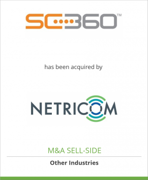 Tombstone image for SC360 Inc. has been acquired by Netricom Inc.