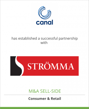Tombstone image for Canal Company has established a successful partnership with Strömma Turism & Sjöfart