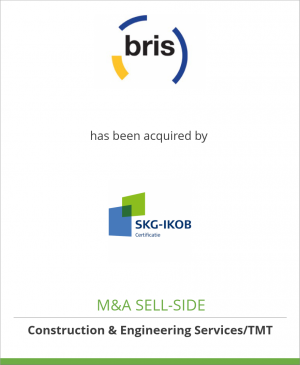 Tombstone image for BRIS has been acquired by SKG-IKOB