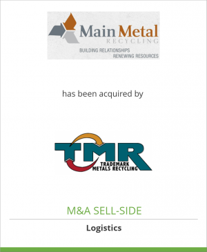 Tombstone image for Main Metal Recycling has been acquired by Trademark Metals Recycling