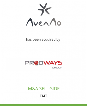 Tombstone image for AvenAo Industrie has been acquired by Prodways Group