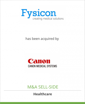 Tombstone image for Fysicon B.V. has been acquired by Canon Medical Systems