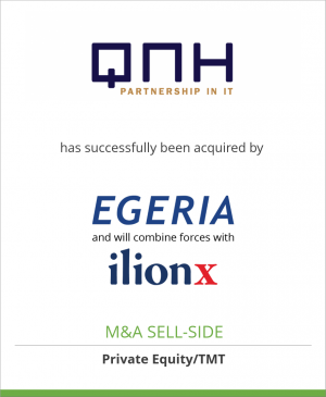 Tombstone image for QNH has successfully been acquired by Egeria