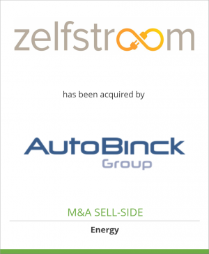 Tombstone image for Zelfstroom has been acquired by AutoBinck Group
