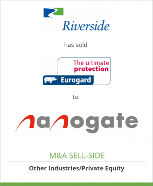 Tombstone image for The Riverside Company has sold Eurogard to Nanogate