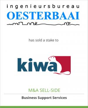 Tombstone image for Oesterbaai has sold a stake to Kiwa N.V.