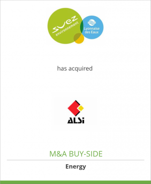 Tombstone image for Lyonnaise Des Eaux has acquired ALSI