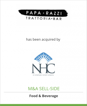 Tombstone image for Papa Razzi  has been acquired by Newport Harbor Corporation