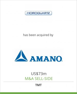 Tombstone image for Horoquartz has been acquired by Amano